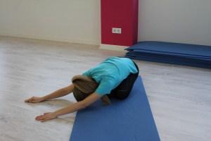 Estiramiento de espalda - 1