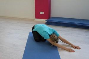 Estiramiento de espalda - 2