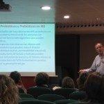 Profesor Guarner conferencia Colon Irritable
