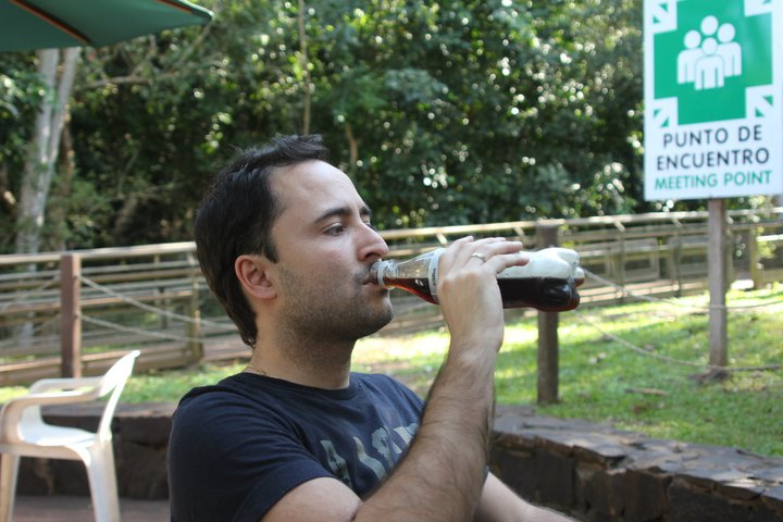 Mi última Coca Cola