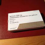 Spiraxin 200mg (rifaximina) para el Colon Irritable